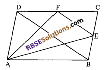 RBSE Solutions for Class 9 Maths Chapter 10 Area of Triangles and Quadrilaterals Additional Questions - 26