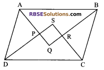 RBSE Solutions for Class 9 Maths Chapter 9 Quadrilaterals Miscellaneous Exercise 8