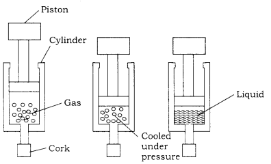 RBSE Solutions for Class 9 Science Chapter 2 Structure of Matter and Molecule 1