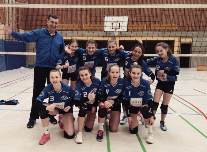 wU16 – Bezirksliga 14 – Doppelsieg baut Tabellenführung weiter aus
