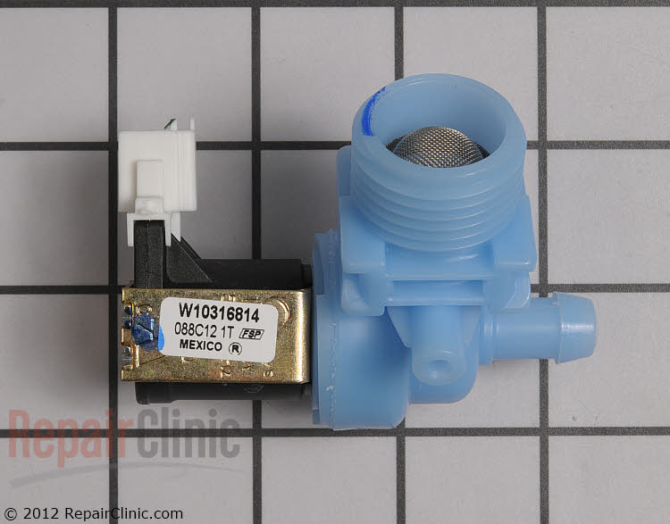 Dishwasher Inlet Valve Adapter