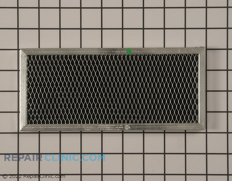 ge microwave charcoal filter