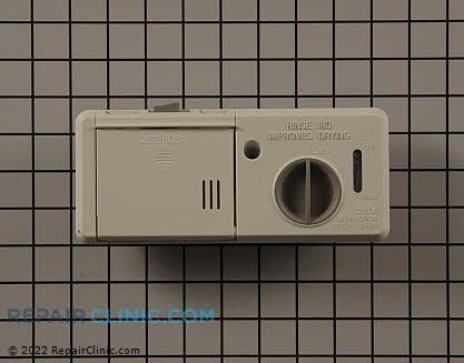 Exellent Kitchenaid Dishwasher Soap Dispenser Door Latch Automatic With Design Inspiration