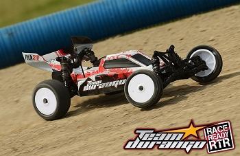 Team Durango DEX210 Race Ready RTR - RC Car Action