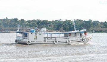 Abrindo os caminhos do Senhor pelas águas do Marajó