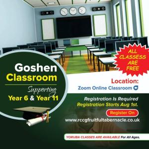 Goshen Classroom