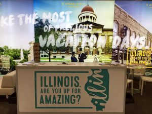 Slogan for Illinois Office of Tourism