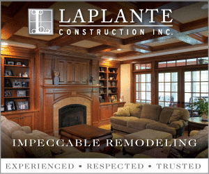 Digital Ad for Laplante Construction