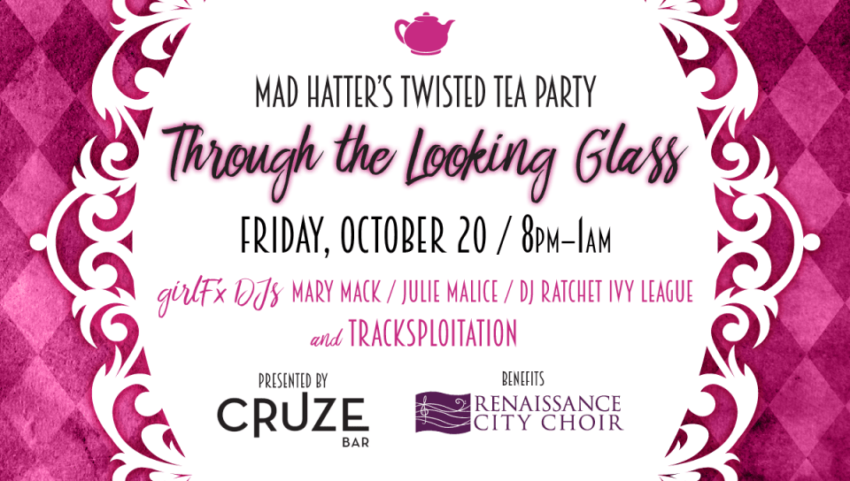 Through the Looking Glass: Mad Hatter's Twisted Tea Party