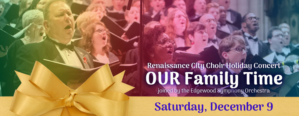Renaissance City Choir 2017 Holiday Concert in Pittsburgh
