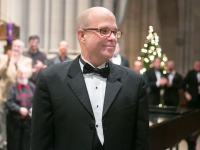 Jeffry Blake Johnson, Renaissance City Choir Artistic Director