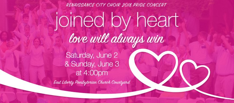 Renaissance City Choir 2018 Pride Concert