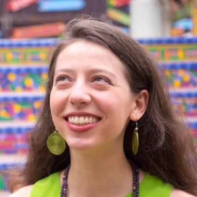 Sarah Scherk