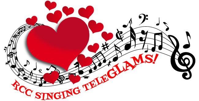 Singing TeleGLAMS from Renaissance City Choir