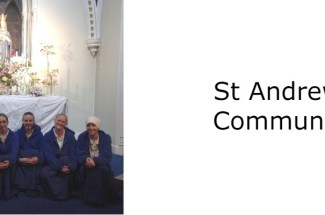Thumbnail for the post titled: St Andrew Community Update