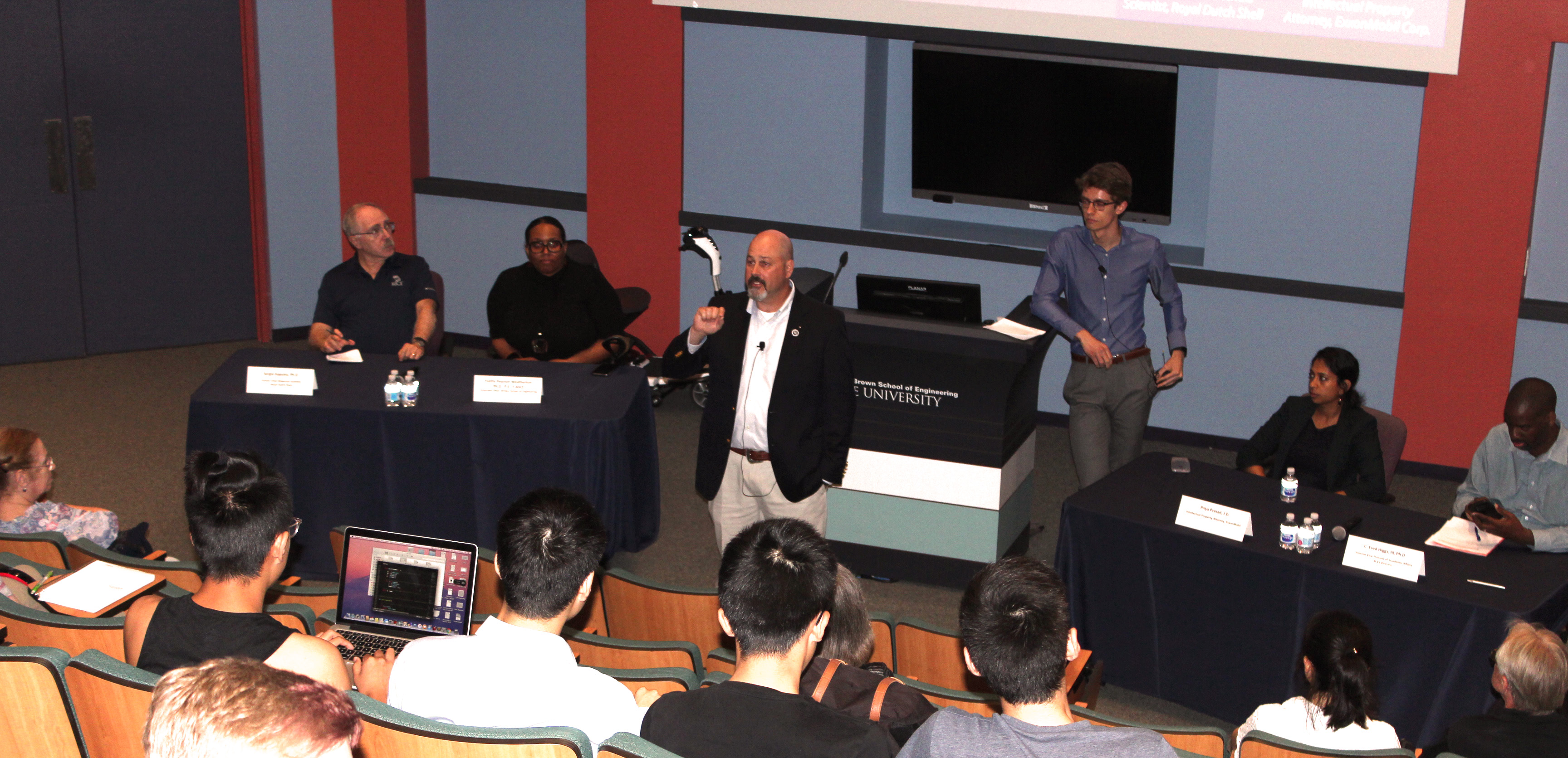 Rcel Panel Discussion Brings Real World Ethical Dilemmas