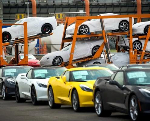 Multi Vehicle Shipping