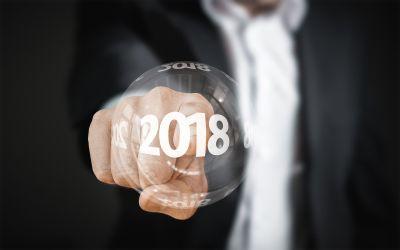 Novedades fiscales para 2018