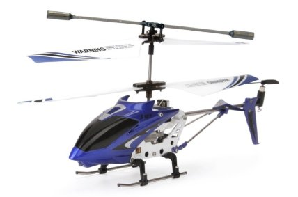 Syma S107G RC Helicopter Review