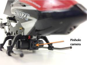 Syma S107C 3 Channel RC Helicopter with Camera Review