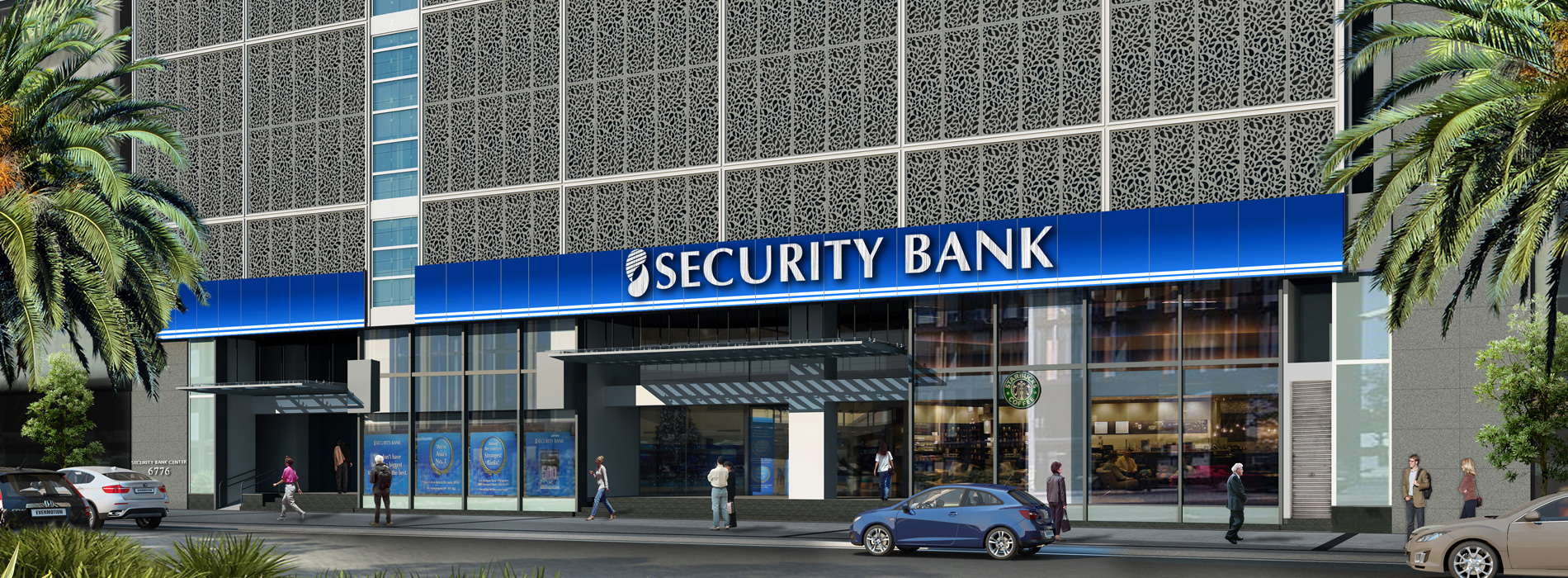 Security Bank 6797 Ayala Avenue