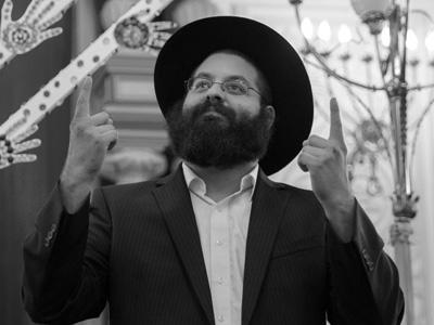 Rabbi Yehoshua Soudakoff