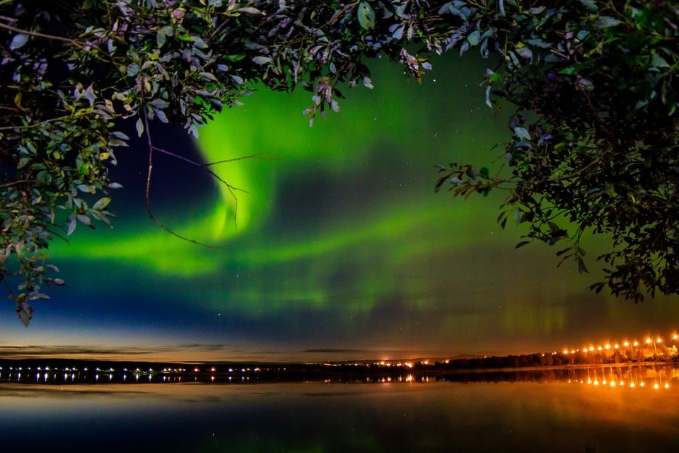 Best Time Year See Northern Lights Norway