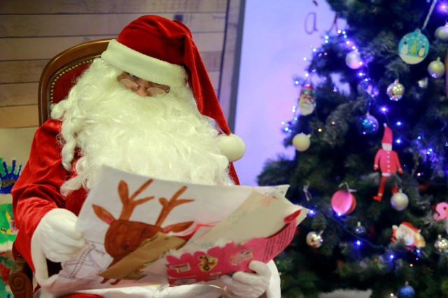 Santa changes the way he will answer letters – Eye on the Arctic