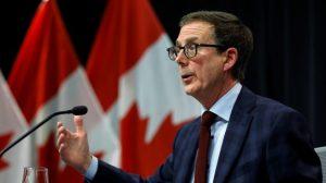 La Banque du Canada conserve un taux à 0,25 % alors que l'économie se contracte