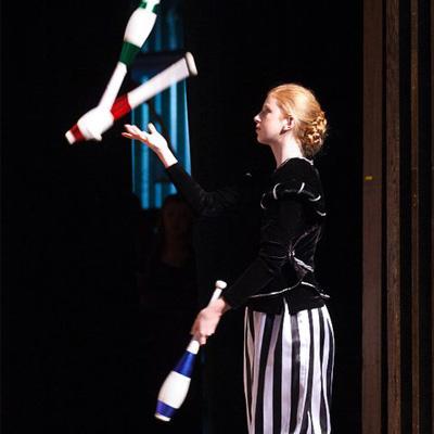 Anna Freeman Juggling Jester