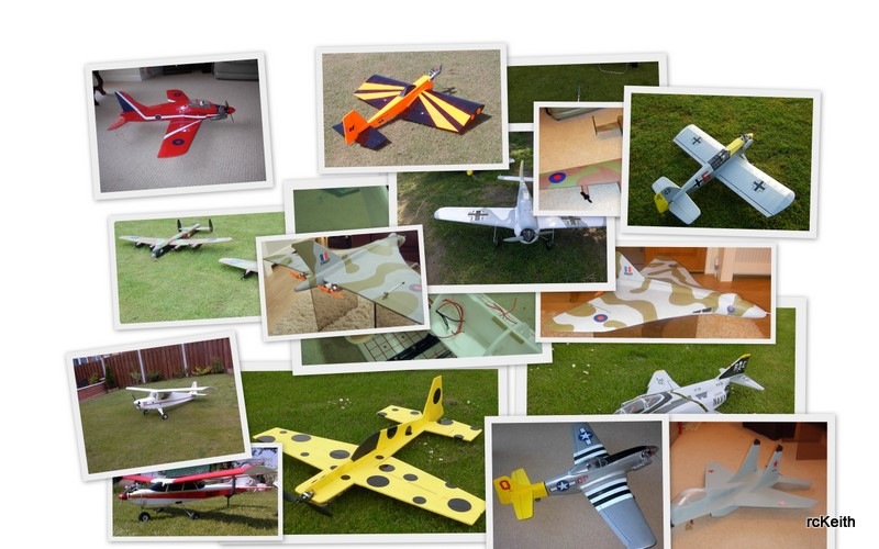RC Planes CNC and FPV
