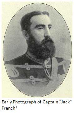 "Early Photograph of Captain ""Jack"" French"