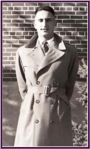 Photograph of Steve Bunyk - RCMP member in plain clothes
