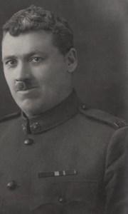 Photograph of S/Sgt. John 'Taffy' Jones as a member of the RNWMP