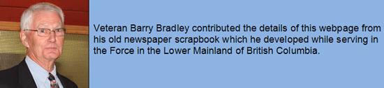 Barry Bradley closing  block