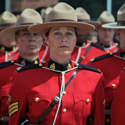 Jane Hall The Red Wall A Woman In The Rcmp 87