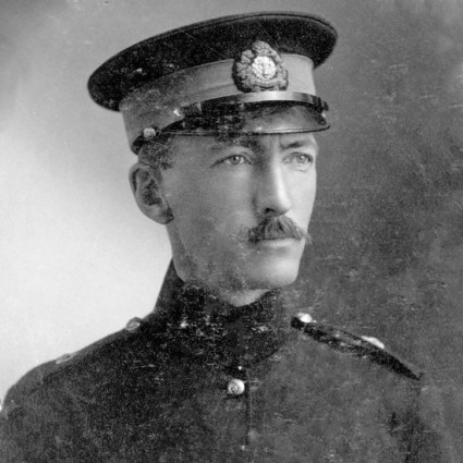 "1913 - Photograph of Superintendent Philip Primrose (Source of photo - RCMP Historical Collections Unit - ""Depot"" Division)."