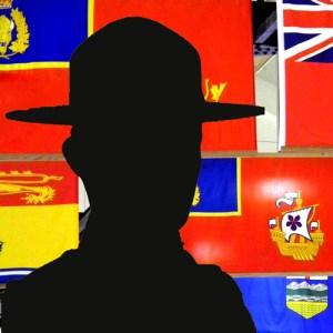RCMP Veterans crest