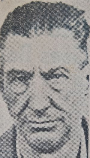 Photograph of Russell Spears (Source of photo - Vancouver Sun Newspaper)