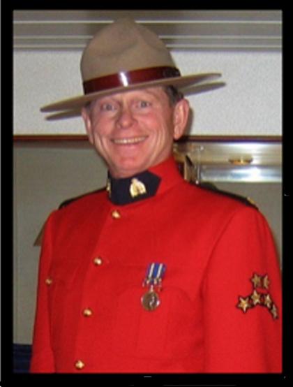 Photograph of S/Sgt. (Ret'd) Douglas Buchta - Reg.#31903 - son-in-law of Bernie Barker.