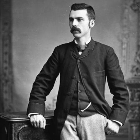 1882 - Photograph of James Morrow Walsh.