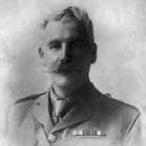 Photo of S/Major Walter de Rossiter NWMP member