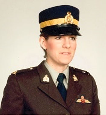 Photograph of Constable Nancy M. Puttkemery (Reg.#33112)