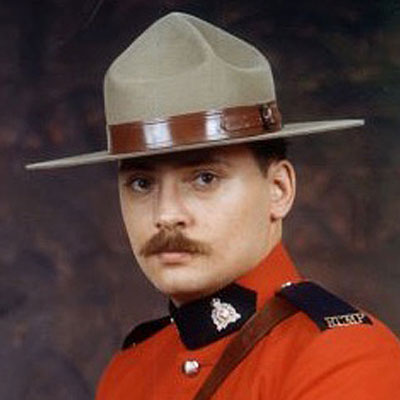 Photograph of Constable Dennis Anthony