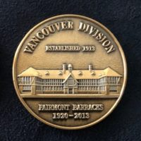 Vancouver Division Coin