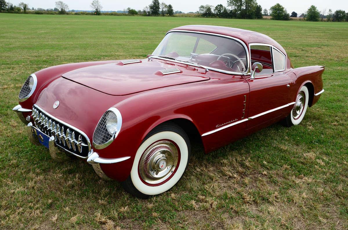 Concept Corvette 1953 Car