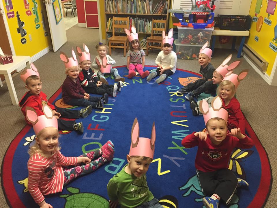 About Us I - Richmond Cooperative Nursery School