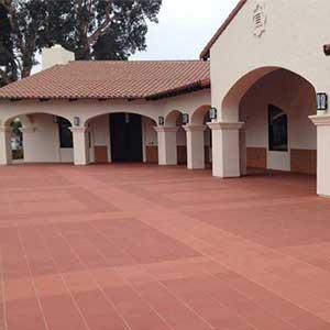 outdoor tile porcelain pavers rcp