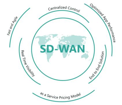 Risultati immagini per sd-wan