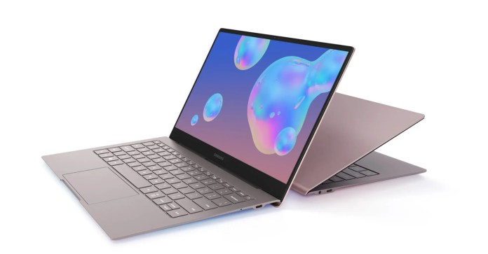 Samsung Galaxy Book S – The thinnest, lightest laptop with the ...